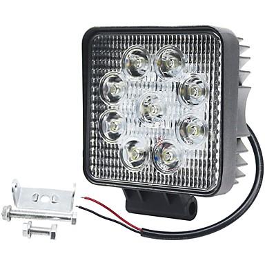 SO.K 1 Piece Car Light Bulbs 27 W Integrated LED 6000 lm 9 LED Fog Light / Daytime Running Light / Turn Signal Light/Fog Light For universal All years