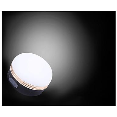 TANXIANZHE® Lanterne e lampade da tenda LED LED emettitori 3 Modalità di illuminazione cavo USB incluso Portatile Regolabili Facile da portare Campeggio / Escursionismo / Speleologia Uso quotidiano