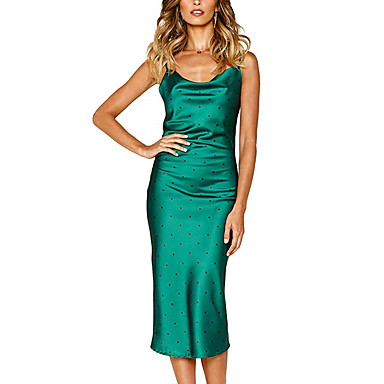 8aadd92d cheap Bodycon Dresses-Women's Daily Beach Basic Elegant Slim Sheath  Dress