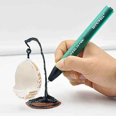Myriwell® RP300A 3d pen touch sensing penUSB Charging 3D Printing Pen