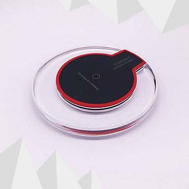 Недорогие Зарядные устройства для телефонов-Ци usb беспроводное зарядное устройство 5v 1a для samsung s10 s9 s8 plus note 8 9