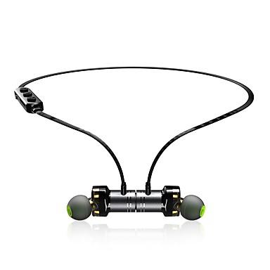 رخيصةأون سماعات الرأس و الأذن-AWEI X670BL سماعة رأس حول الرقبة لاسلكي الرياضة واللياقة البدنية V4.2 مع التحكم في مستوى الصوت