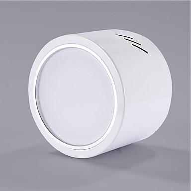 Недорогие LED освещение для шкафчиков-1шт 7 W 500 lm 14 Светодиодные бусины Простая установка Новый дизайн Потолочный светильник LED освещение для шкафчиков LED даунлайт Холодный белый Естественный белый Белый 220-240 V