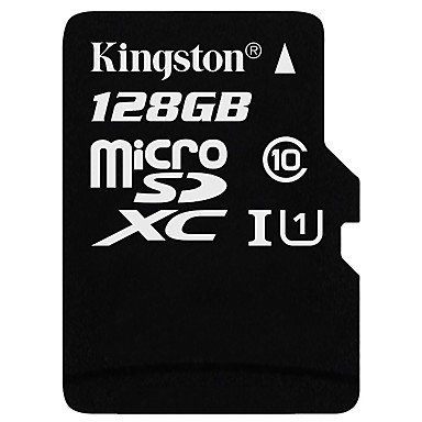 ieftine Carduri de Memorie-Kingston 128GB TF card Micro SD card card de memorie Class10