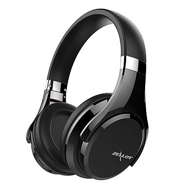 رخيصةأون سماعات الرأس و الأذن-ZEALOT B21 سماعة فوق الأذن سلكي السفر والترفيه 4.0 مع ميكريفون