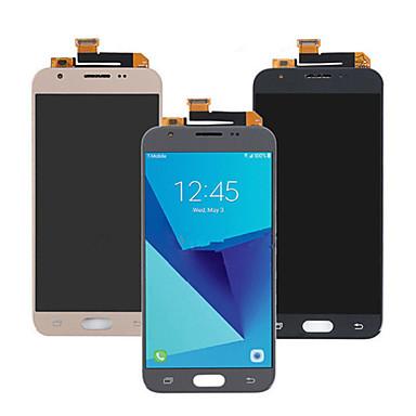 Недорогие Универсальные аксессуары для мобильных телефонов-Для Samsung Galaxy J3 появляются J327A J327P J327T1 J327V ЖК-экран сенсорный дигитайзер в сборе с ремонтными инструментами