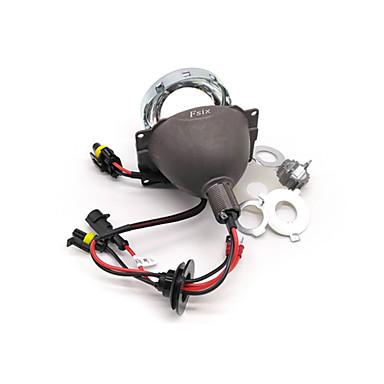 voordelige Autokoplampen-1pcs H10 / 9004 / 9007 Motor / Automatisch Lampen 35-55 W Krachtige LED 3000 lm HID Xenon Koplamp Voor Volkswagen / Toyota / Suzuki Outlander / Malibu / Mazda3 Alle jaren