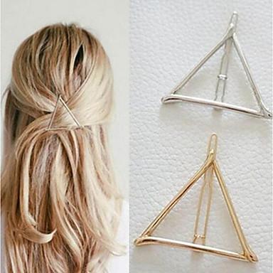 Pentru femei Birou Cute Stil Aliaj Hair Charms Mată