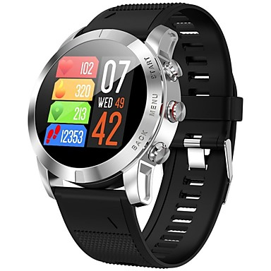 BoZhuo S9 Men Smart Bracelet Smartwatch Android iOS Bluetooth Sports Waterproof Heart Rate Monitor Blood Pressure Measurement Calories Burned Stopwatch Pedometer Call Reminder Sleep Tracker Sedentary