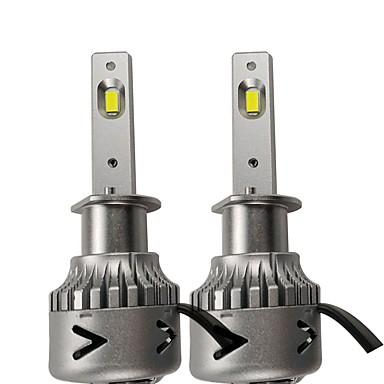 voordelige Autokoplampen-OTOLAMPARA 2pcs H1 Automatisch Lampen 55 W Krachtige LED 6200 lm 2 LED Koplamp Voor Volkswagen / Ford Focus / Tiguan / Golf 2019