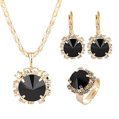 9b38efdf3 cheap Jewelry Sets-Women's Crystal Jewelry Set Sun Classic, Elegant