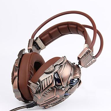 رخيصةأون سماعات الرأس و الأذن-Kubite T910 سماعة الألعاب سلكي الألعاب ستيريو