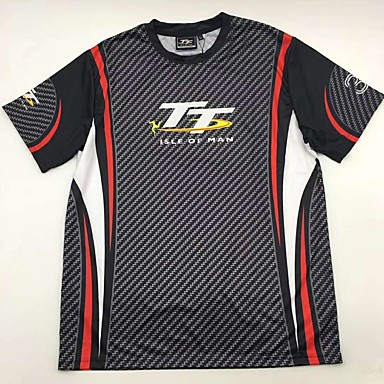 cheap Motorcycle Jackets-Motorcycle Clothes Short sleeves for Unisex Summer fast dry