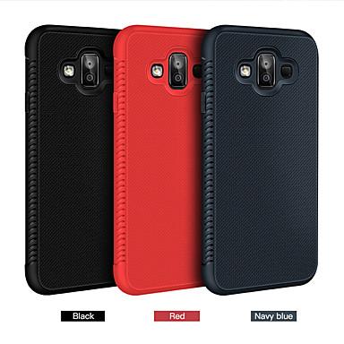 voordelige Galaxy Note-serie hoesjes / covers-hoesje Voor Samsung Galaxy Note 9 / Note 8 Mat Achterkant Effen Zacht TPU
