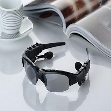 billige Høretelefoner (nakkebøjle)-litbest trådløse stereo bluetooth sport glas anti-stråler ingen blænding hi-fi øretelefoner til iphone og andre