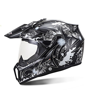 voordelige Motorhelmen-Gesloten vizier Volwassenen Unisex Motorhelm Sportief / Beste kwaliteit