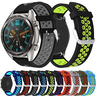 ieftine Uita-te Benzi pentru Huawei-Uita-Band pentru Huawei Watch GT / Watch 2 Pro Huawei Banderola Sport Silicon Curea de Încheietură