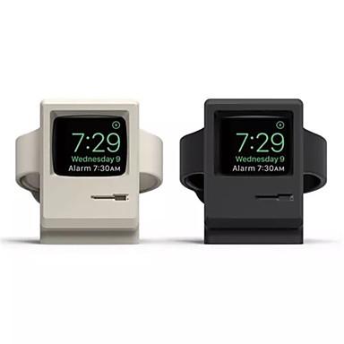 voordelige Apple Watch-bevestigingen & -houders-standaard voor apple watch series 1/2/3/4/42mm/40mm/ 38mm/44mm nachtstand mode originele design awards