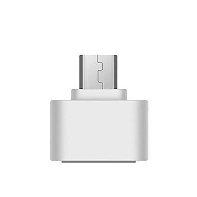 billiga Kablar och adaptrar-Micro USB Adaptor OTG pvc USB-kabeladapter Till Xiaomi