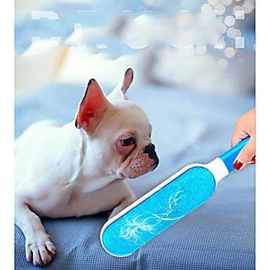 رخيصةأون مستلزمات وأغراض العناية بالكلاب-كلاب الأرانب قطط فرش سيارة مقعد الغطاء التنظيف فرش مزدوج قابل للغسيل مضاعف أزرق