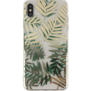 voordelige iPhone X hoesjes-hoesje Voor Apple iPhone XS / iPhone XR / iPhone XS Max Patroon Achterkant Boom Hard PC
