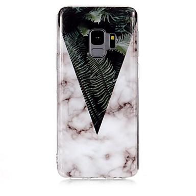 billige Galaxy S3 Etuier / Covere-Veske til Samsung Galaxy Galaxy S10 Plus / Galaxy s10 e mønster bakdeksel marmor Soft TPU for Galaxy Samsung s3 s4 s5 s6 s6edge s7 s7edge s8 s8plus s9 s9plus s10 s10 pluss s10lite