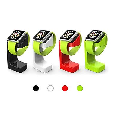 voordelige Apple Watch-bevestigingen & -houders-apple watch creative rubber / abs + pc bureau / bed