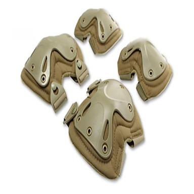 voordelige Beschermende uitrusting-Motor beschermende uitrusting voor Elleboogbeschermers / Knie Pad Allemaal Nylon Slijtvast