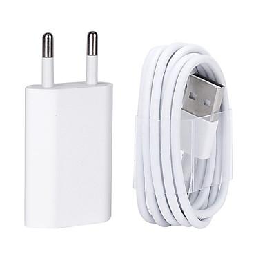 Недорогие Аксессуары для iPod-USB-зарядное устройство с 8-контактным разъемом для iphone / 7/6 / 6s plus / 5 / 5s / 5c / se