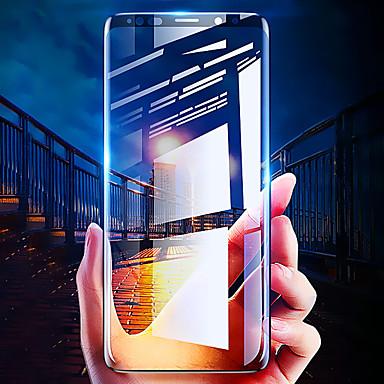 billige Skjermbeskyttere-skjermbeskytter til Samsung Galaxy S8 / s8 pluss / s9 / s9 pluss 3d buet fullherdet glass 1 stk frontskjermbeskytter høydefinisjon (hd) / 9h hardhet / eksplosjonsbeskyttet
