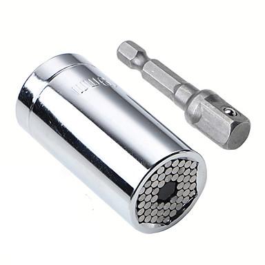 voordelige Noodgereedschap-7-19mm universele instelbare koppelratelsleutel steeksleutel multifunctionele gereedschapsset