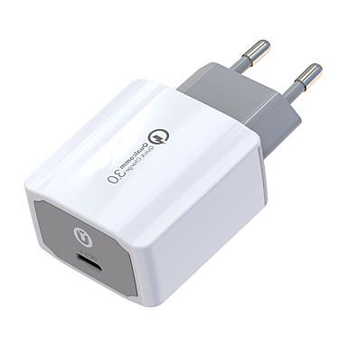 Недорогие Гаджеты для Samsung-LITBest Быстрое зарядное устройство / Портативное зарядное устройство / Беспроводное зарядное устройство Зарядное устройство USB USB КК 2.0 / QC 3.0 / Беспроводное зарядное устройство 1 USB порт 3.1 A