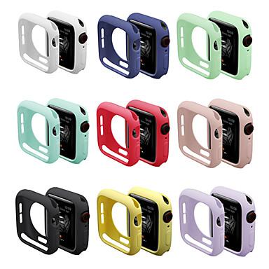 Недорогие Кейсы для Apple Watch-Чехлы для Apple Watch серии 4 ТПУ совместимость Apple
