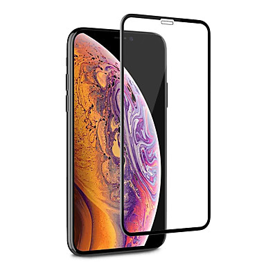 voordelige iPhone SE/5s/5c/5 screenprotectors-apple hd volledig scherm 3d film gehard krasbestendig anti-fingerprint voor iphone5 / 5s / 5c / 5se / 6 / 6s / 6plus / 6splus / iphnoe7 / 7plus / iphone8 / 8plus / iphnoex / xs / xr / xsmax