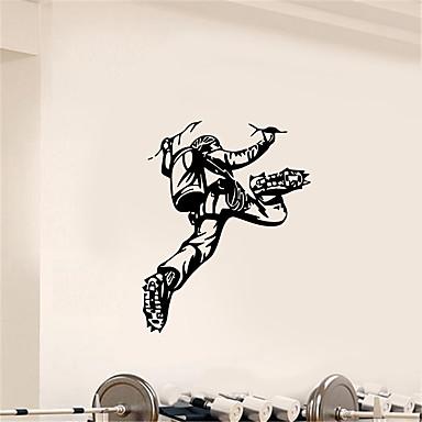 Dekorativne zidne naljepnice - Zidne naljepnice Mrtva priroda / Oblici Spavaća soba / Unutrašnji