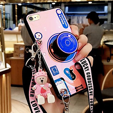 voordelige Galaxy S-serie hoesjes / covers-hoesje voor samsung galaxy s9 / s9 plus / s8 plus / s8 / s10 / s10 plus / s10e / note 8 / note 9 / m20 / m30 patroon achterkant cartoon tpu