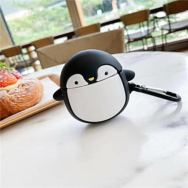 cheap AirPods Cases-Case For AirPods Cute Headphone Case Soft