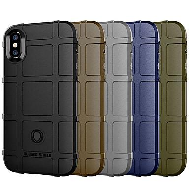 voordelige iPhone 6 Plus hoesjes-hoesje voor Apple iPhone XS / iPhone XR / iPhone XS Max schokbestendige achterkant Armor TPU