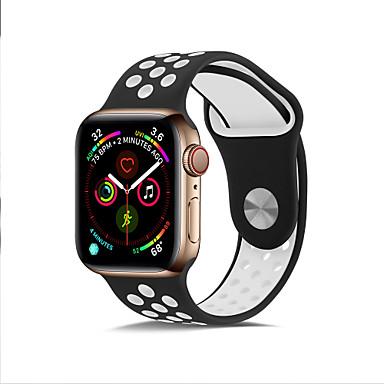 billige Apple Watch Vesker med Band-etui med band for epleklokke serie 5 / epleklokke serie 4 / epleklokke serie 3 tpu kompatibilitet eple