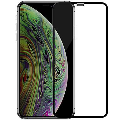 voordelige iPhone screenprotectors-Nillin Full Screen Arc Edge Screen Protector voor Apple iPhone 11 High Definition (HD) Full Body Screenprotector 1 stuk gehard glas