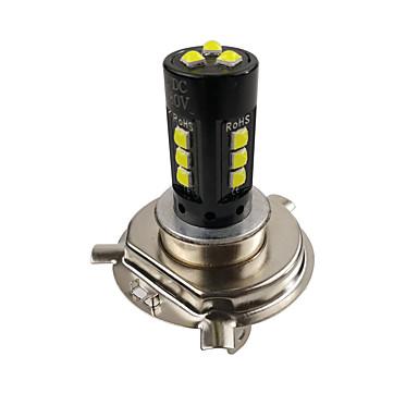 voordelige Automistlampen-2 stks 100% aluminium warmteafvoer auto led mistlampen pk43t 75 w 1200lm witte kleur lichtheid