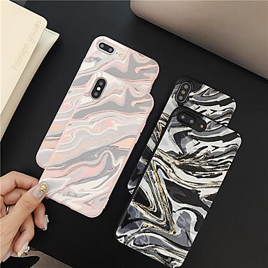 voordelige iPhone-hoesjes-marmeren tpu-hoes voor Apple iPhone 11 pro max 8 plus 7 plus 6 plus max patroon achterkant