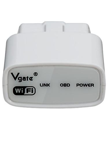 economico Nuovi Arrivi-vgate originale wifi icar1 elm327 lettore di codice strumento diagnostico auto OBDII per Android e iOS