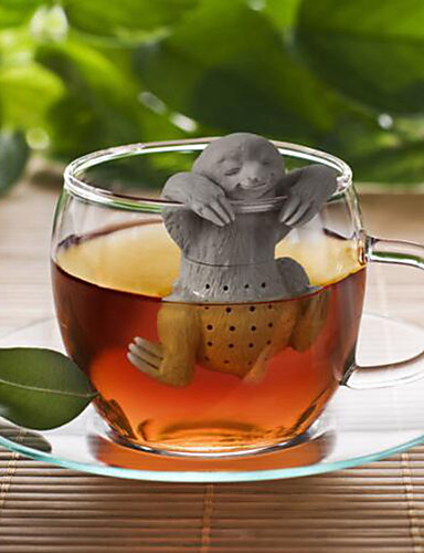 رخيصةأون أدوات الشاي و القهوة-مصفاة حداثة هدية إلى يوميا القهوة شاي سيليكون