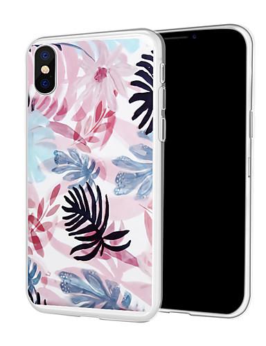 levne Yeni Gelenler-Carcasă Pro Apple iPhone XR / iPhone XS Max Vzor Zadní kryt Scéna / Komiks Měkké TPU pro iPhone XS / iPhone XR / iPhone XS Max