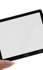 fotga® prémio LCD do painel de tela de vidro protetor para Canon EOS 40D marca / 50d / 5d ii
