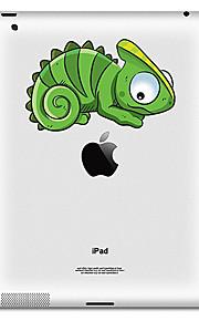 Dinosaur Mönster Skyddande klistermärke för iPad 1, iPad 2, iPad 3 och den nya iPad