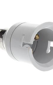 E14 til B22 LED pærer fatning Adapter