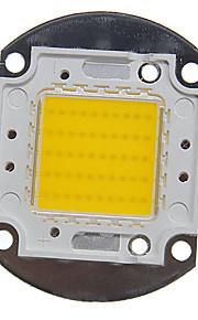 4000-5000 Led Brikke Aluminium 50W