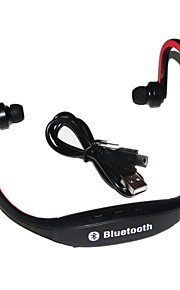 Wireless Bluetooth Headphone mic Sports Cycling / Bike Fitness Running Walking iOS Android Black Red Blue Light Green
